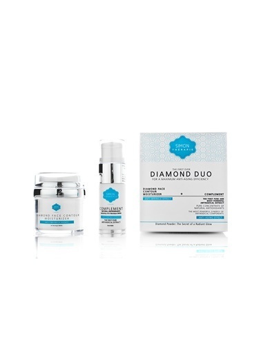 Diamond Duo-Face Contour  Moisturizer Ve Complement (Nemlendirici Ve Tamamlayicisi) 30 Ml+15 Ml-Simon Therapie